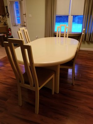 Formica Dining room set for Sale in Plumsted Township, NJ