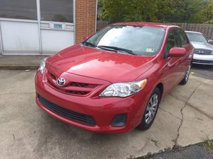 2013 Corolla LE $9999 for Sale in Forest Heights, MD