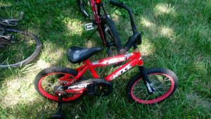 Next Brand kids Bikes one HAS training wheels for Sale in Detroit, MI