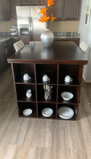Kitchen Island/Utility table for Sale in Winter Springs, FL