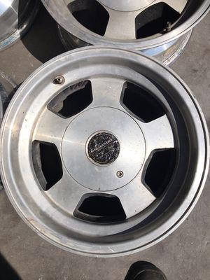 Aluminum Rims 5x4.5 bolt pattern jeep, ford for Sale in Chula Vista, CA