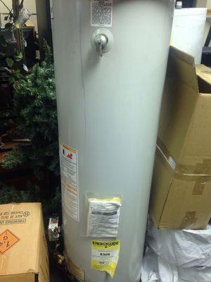 50 gallon water heater Lochinvar for Sale in Caledonia, MI