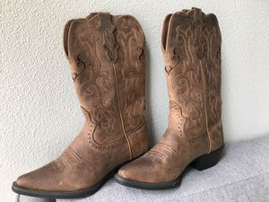 Justin's Women's Cowboy Boots for Sale in Portland, OR