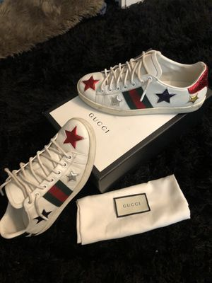 Gucci ace embroidered sneaker for Sale in Henderson, NV