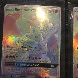 Pokémon Rainbow Rare Cards $10 for Sale in Dearborn Heights, MI