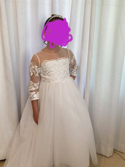 Flower Girl Dress for Sale in Snohomish,  WA