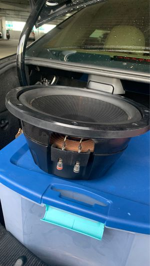 Kenwood 12 inch Sub with 1100 watt boss amp for Sale in Miami, FL