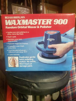 WaxMaster 900 for Sale in Belmont, CA