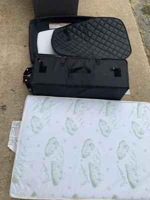 Pack n Play with Mattress and changing table for Sale in Forest Heights, MD