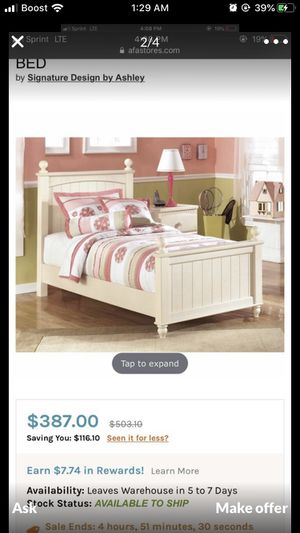 Twin bed for Sale in San Jose, CA