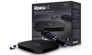 roku 4 streaming player 4k uhd for Sale in Crosby, TX