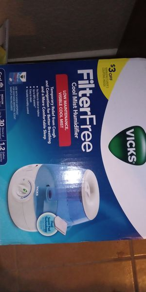 Cool Mist humidifier for Sale in Lytle, TX