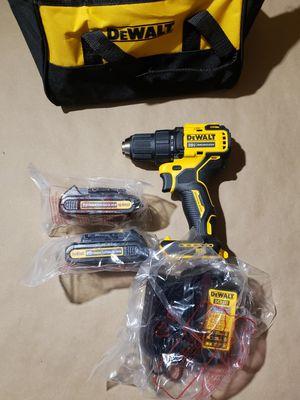 Dewalt 20v Atomic 1/2 Drill Driver Kit for Sale in Greenville, SC