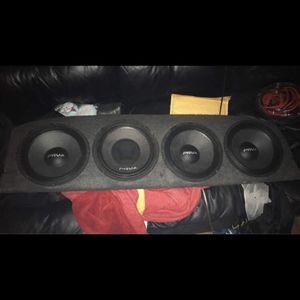 Speaker Deck for Sale in Durham, CT