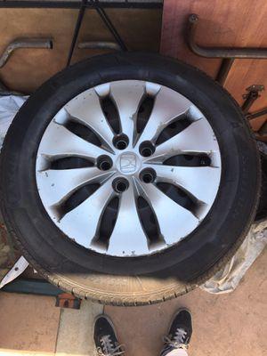 Used Honda Accord 4x sailun atrezzo Sh406 215/60/16 95v tires for Sale in Industry, CA