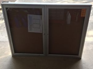 """Ghent message board. 47"""" 1/4"""" X 36"""" Buy all three $100 for Sale in Monroe, NC"""