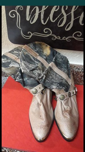 Dingo leather boots for Sale in Burleson, TX
