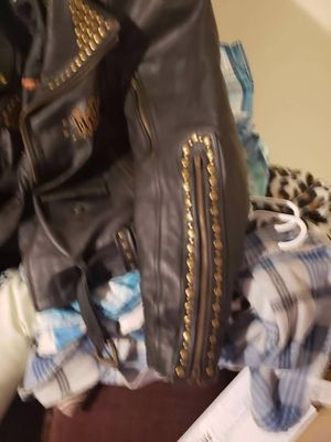 Motorcycle jacket for Sale in West Jefferson, OH