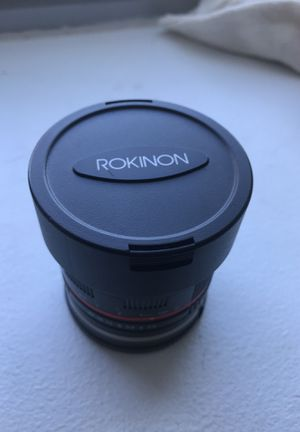 Rokinon 8mm f/2.8 Series 2 UMC Fisheye Lens for Sale in Boston, MA