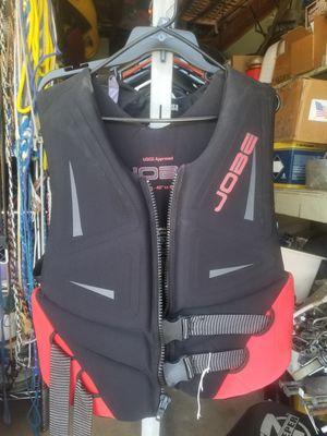 Jobe adult life jacket Large for Sale in Riverside, CA