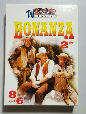 Bonanza, Western Movies 2 DVD's for Sale in Mount Rainier, MD