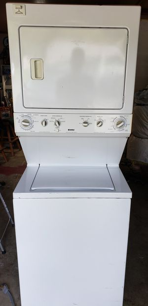 Kenmore Stackable Washer and Dryer for Sale in Montesano, WA
