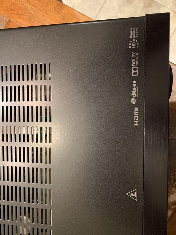 Sony amplifier 7.2 home theater AV receiver