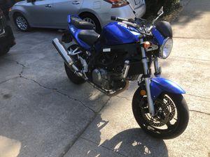 2005 Suzuki Sv650 running bike but needs some love for Sale in Concord, CA