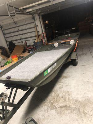 Jon boat for Sale in Boynton Beach, FL