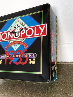 VINTAGE 50th ANNIVERSARY MONOPOLY BOARD GAME for Sale in Los Angeles,  CA