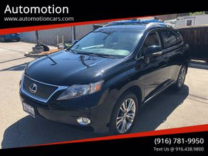 2012 Lexus RX 450h for Sale in Roseville, CA