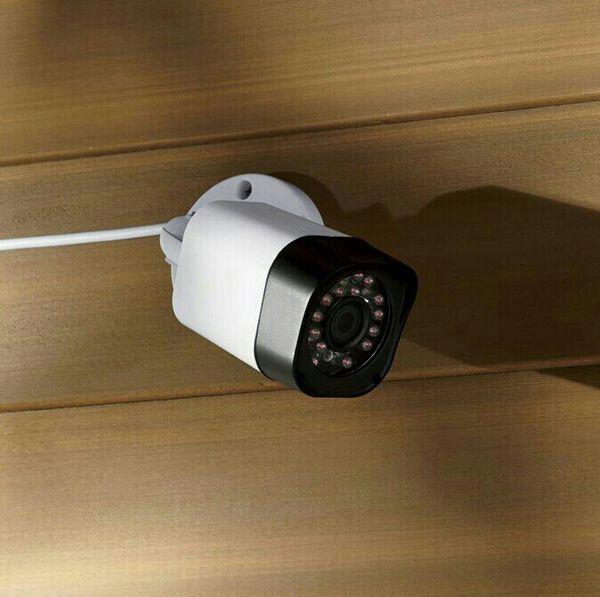 Indoor/Outdoor Surveillance System
