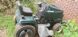 Craftsman lawn tractor / mower for Sale in Flowery Branch, GA