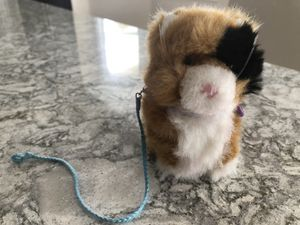 American Girl Doll- Pet Calico Cat Ginger w/ collar, name tag, and leash included for Sale in Fort Lauderdale, FL