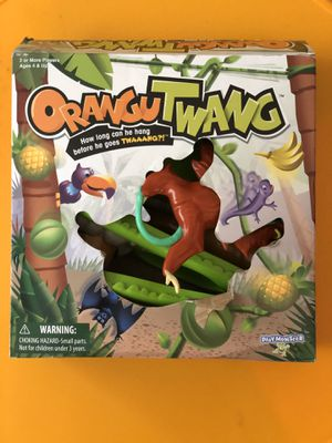 Orangutwang Kid Game for Sale in South San Francisco, CA