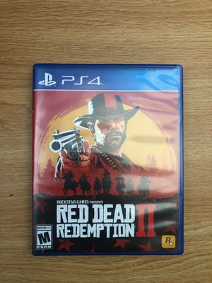 Red Dead Redemption II PS4 for Sale in Toledo, OH