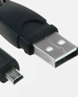 USB Battery Charger Data SYNC Cable for Sony Cybershot DSC-W800 USB DSC-S780 DSC-S730 DSC-630. 5 feet long cable. New excellent condition. for Sale in Signal Hill,  CA