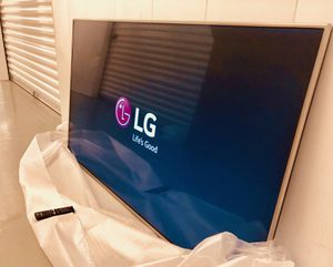 """LG 55UK6500 55"""" 4K UHD HDR LED SMART TV 2160P *FREE DELIVERY* for Sale in Everett, WA"""