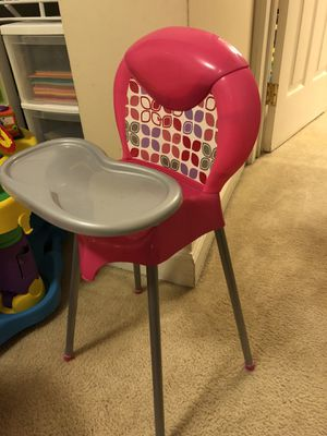 Doll high chair for Sale in Manassas, VA