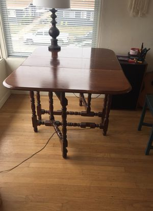 Antique table or desk for Sale in San Diego, CA