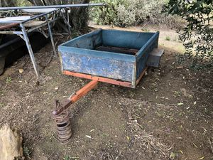 Utility trailer for Sale in El Cajon, CA