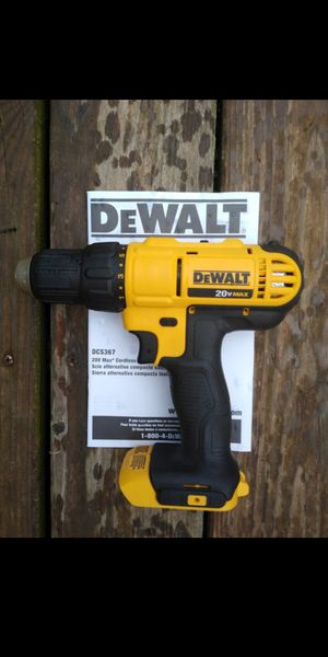 *BrandNew* 20-Volt MAX 1/2-in 2-speed drill/driver- *tool only* for Sale in Norman, OK