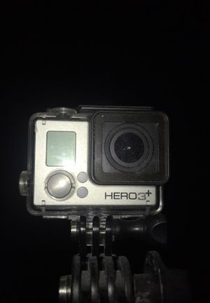 GoPro 3+ silver edition for Sale in Indian Trail, NC