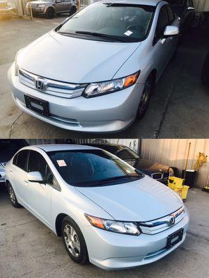 2012 Honda Civic Hybrid LOW DOWN for Sale in Houston, TX