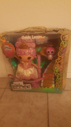 lalaloopsy goldie luxe for Sale in Las Vegas, NV