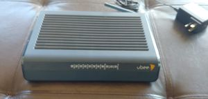 Ubee DDW3612 Cable Modem Gateway Wireless DOCSIS 3.0 WiFi 300Mbps Switch for Sale in Monterey Park, CA