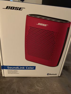 Bose SoundLink Color Bluetooth Speaker for Sale in Pittsburgh, PA