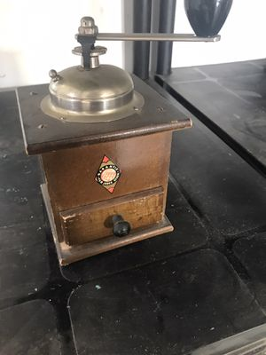 Antique coffee grinder for Sale in Canyon Lake, CA