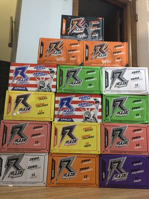 Raze energy drinks for Sale in Woburn, MA