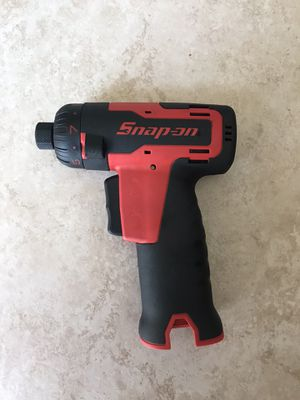 Snap On Impact Driver Drill for Sale in Wasco, CA